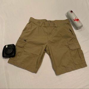 Eddie Bauer hiking cargo shorts